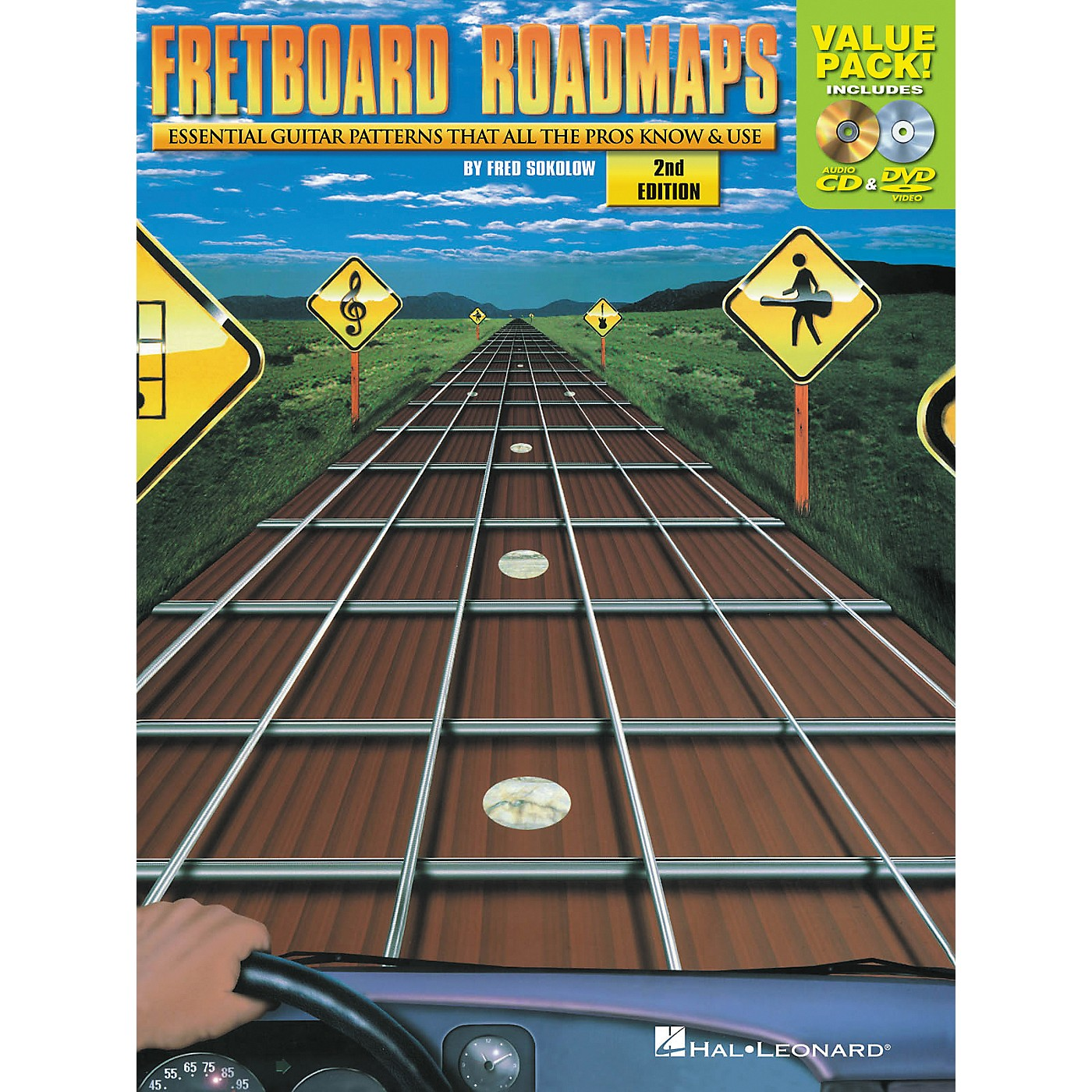 Hal Leonard Fretboard Roadmaps Value Pack (Book/CD/DVD) thumbnail