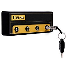 "Pluginz Friedman ""BE-100"" Jack Rack Key Holder"