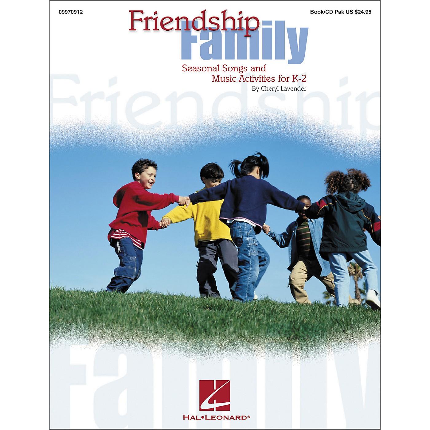 Hal Leonard Friendship Family thumbnail