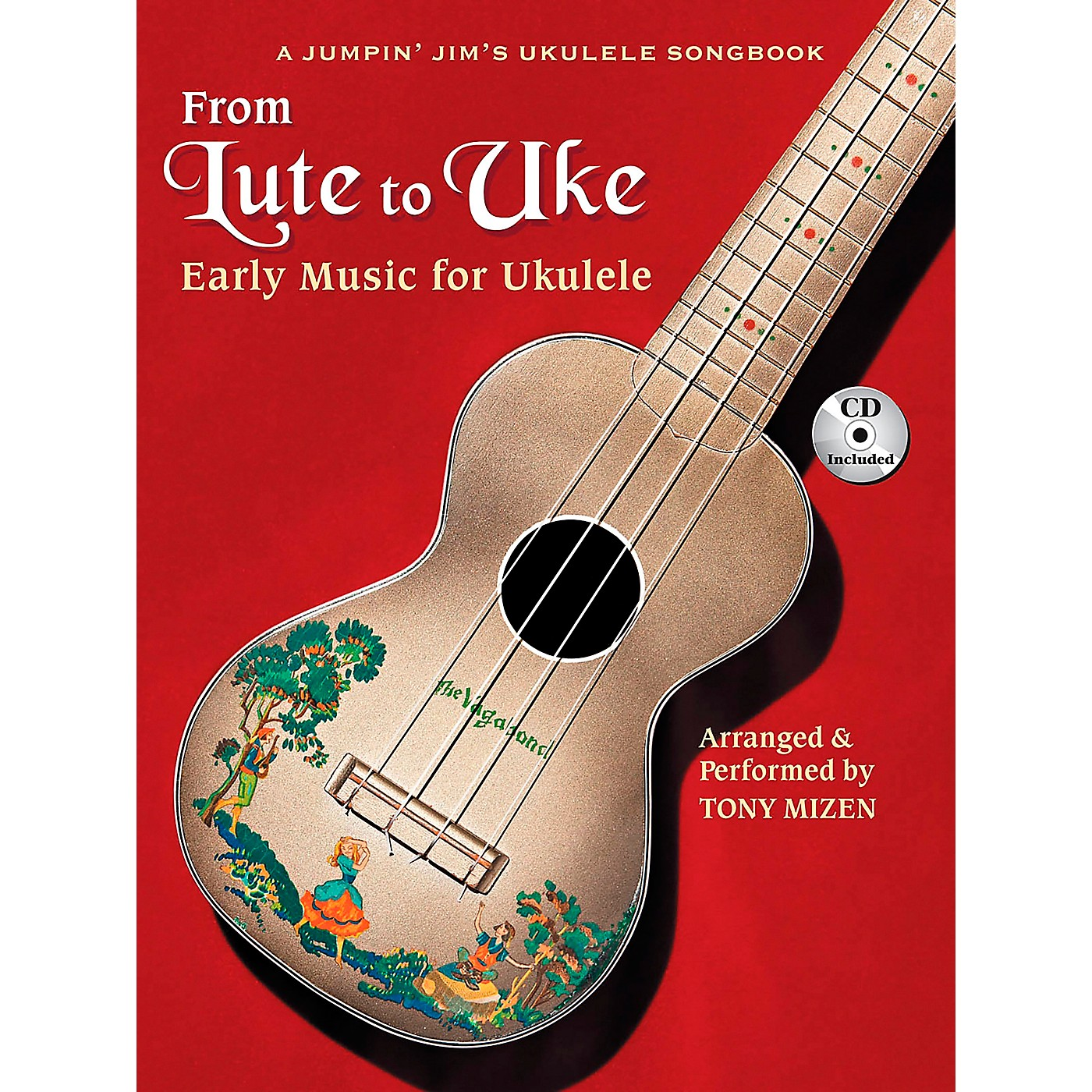 Hal Leonard From Lute To Uke:  Early Music For Ukulele (Book/CD Package) thumbnail