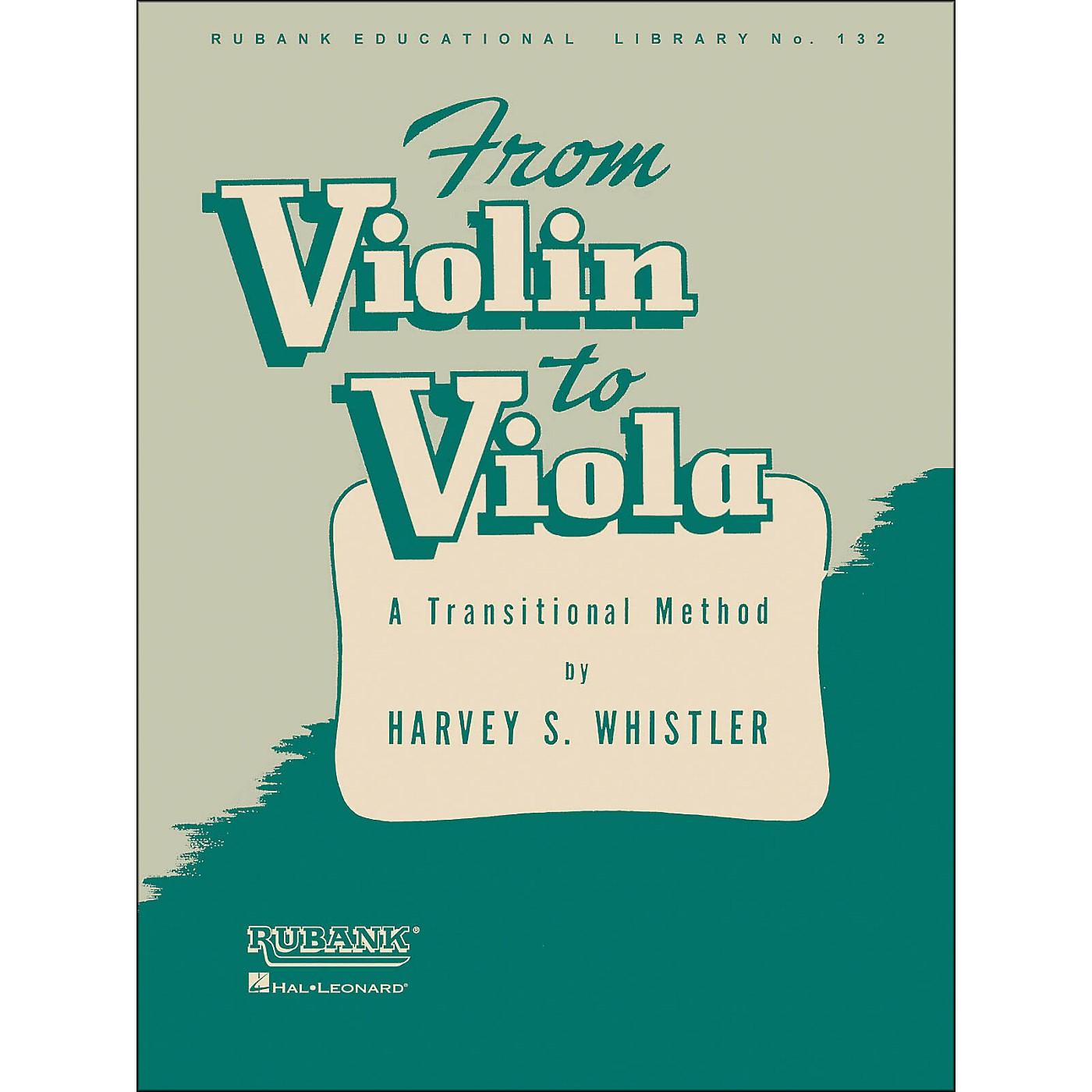 Hal Leonard From Violin To Viola thumbnail