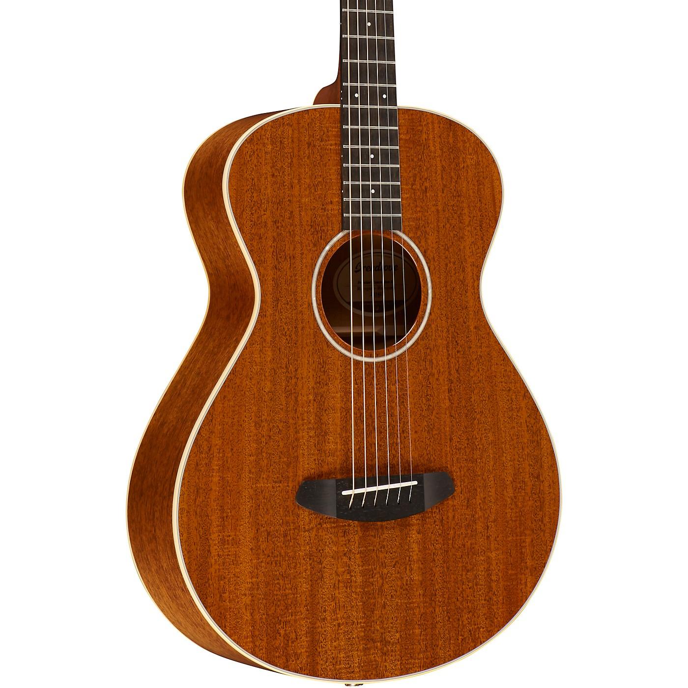 Breedlove Frontier Concertina All-Mahogany Acoustic-Electric Guitar thumbnail