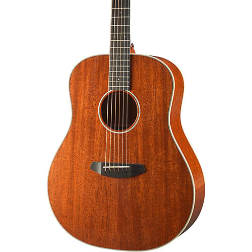 Breedlove Frontier Dreadnought E Mahogany - Mahogany Acoustic-Electric Guitar thumbnail