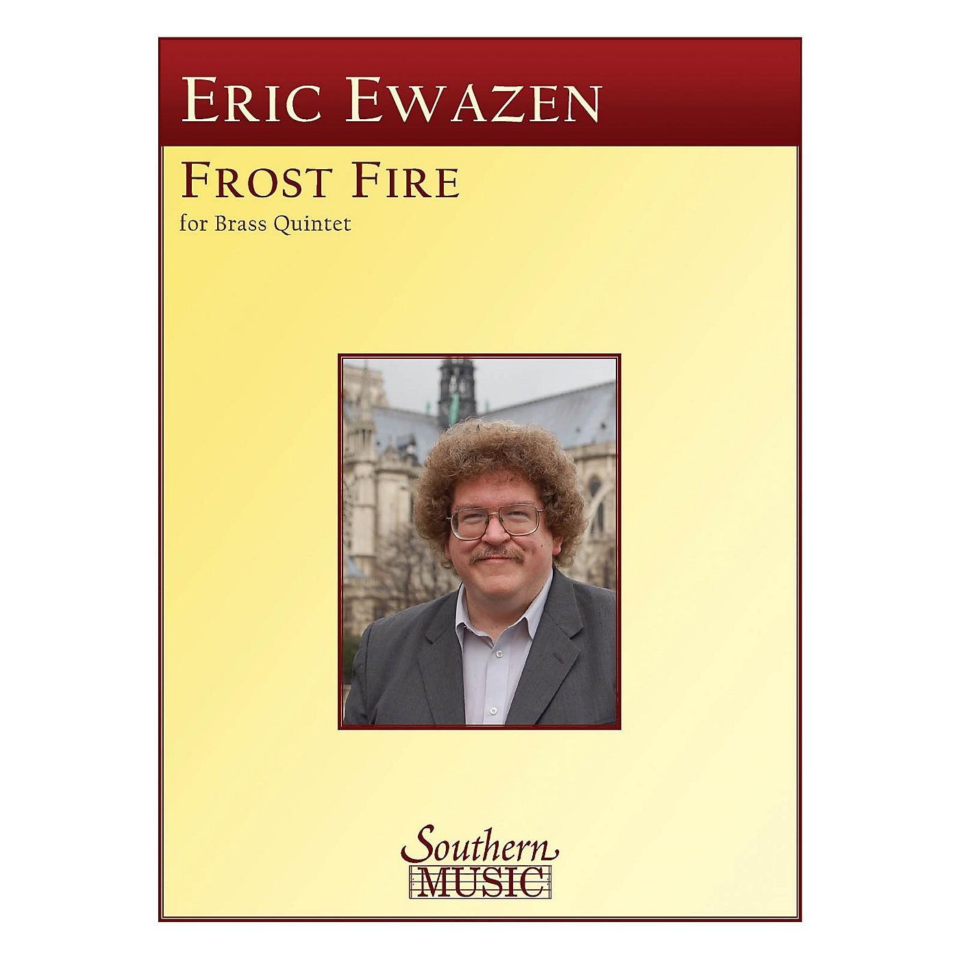 Southern Frost Fire (Frostfire) (Brass Quintet) Southern Music Series by Eric Ewazen thumbnail
