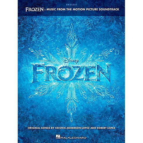 Hal Leonard Frozen - Music From The Motion Picture Soundrack for Ukulele thumbnail