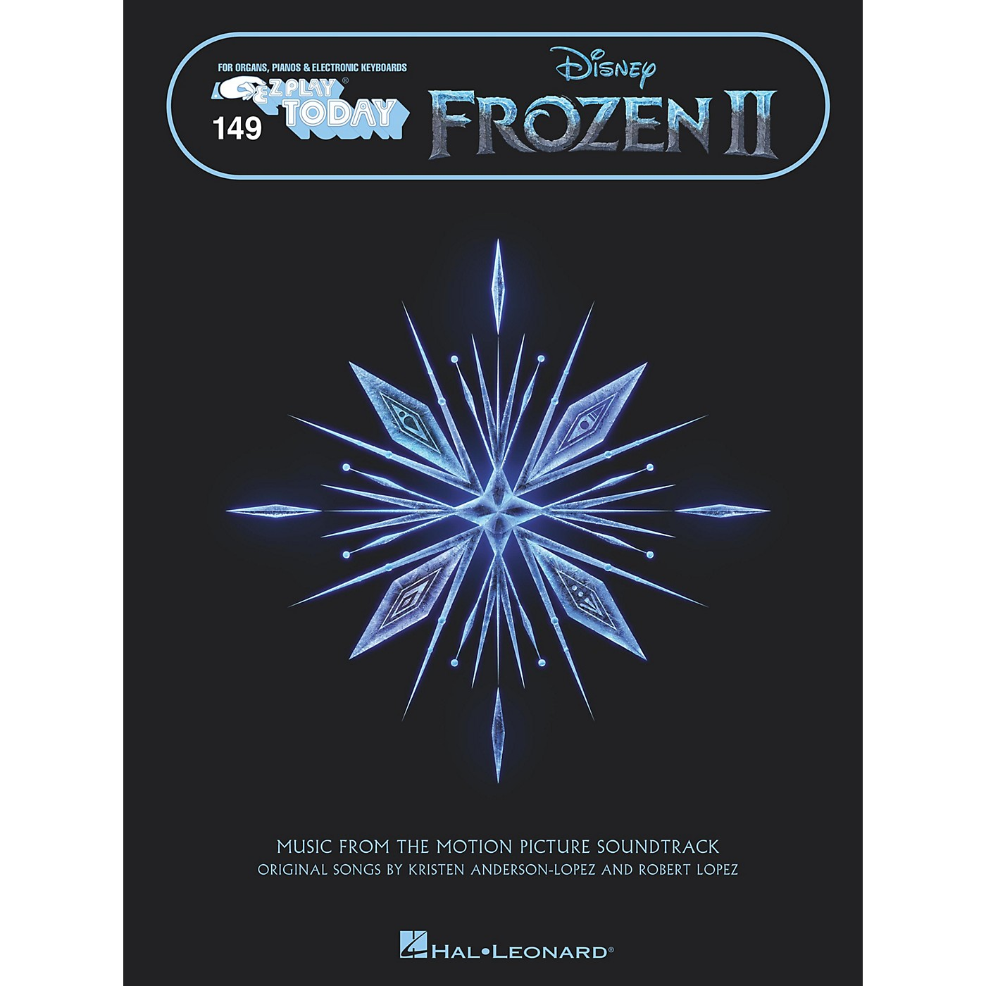 Hal Leonard Frozen II E-Z Play Today Volume 14 thumbnail