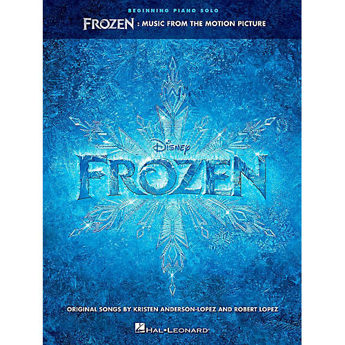 Hal Leonard Frozen: Music From The Motion Picture For Beginning Piano Solo thumbnail