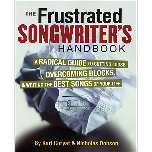 Backbeat Books Frustrated Songwriter's Handbook-thumbnail