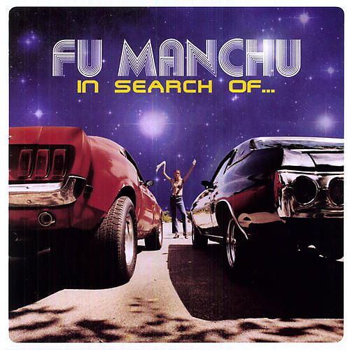 Alliance Fu Manchu - In Search of thumbnail