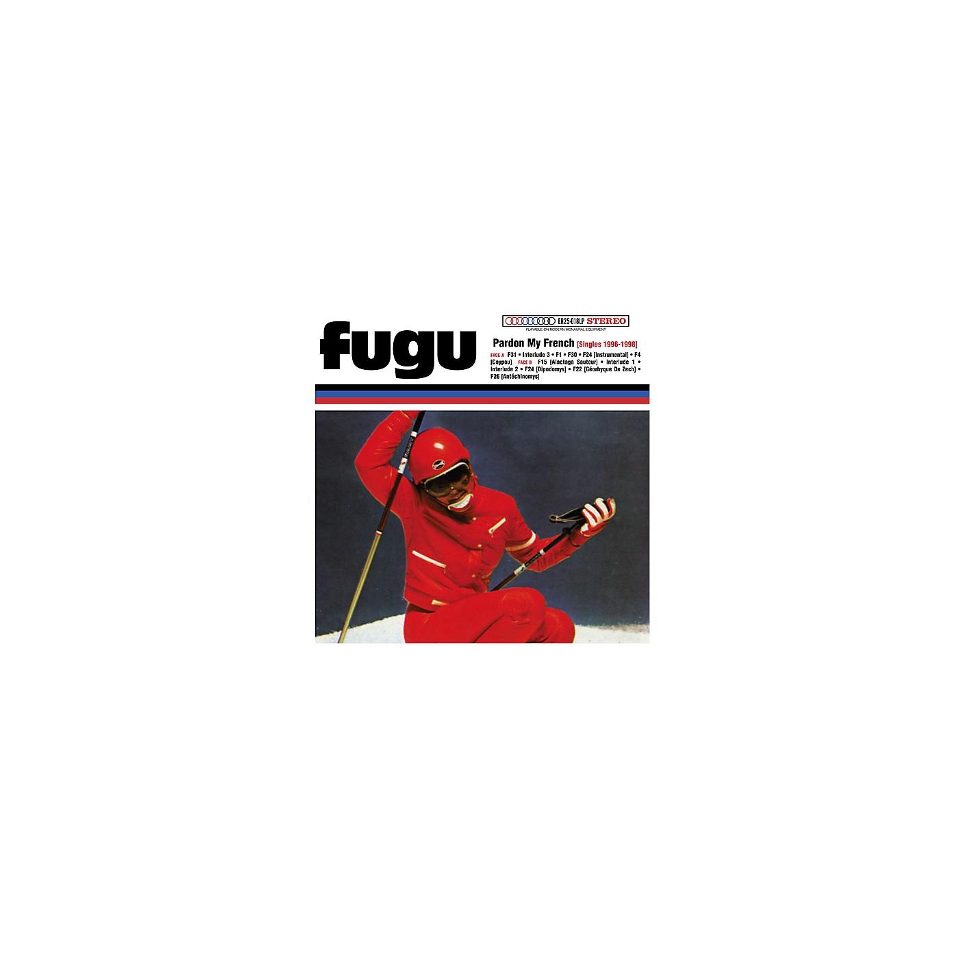 Alliance Fugu - Pardon My French (25th Elefant Anniversary Reissue thumbnail