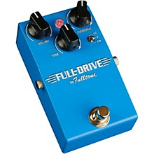 Fulltone Full-Drive1 Overdrive Effects Pedal