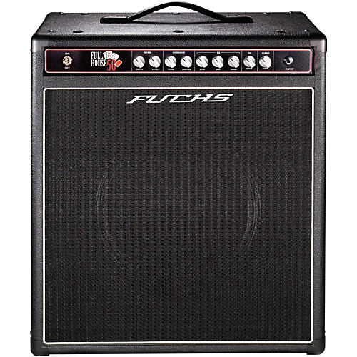 Fuchs Full House 1x12 50W Tube Guitar Combo Amp-thumbnail