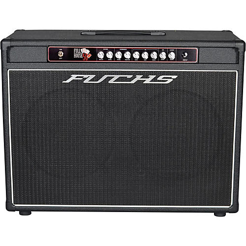 Fuchs Full House 2x12 50W Tube Guitar Combo Amp thumbnail