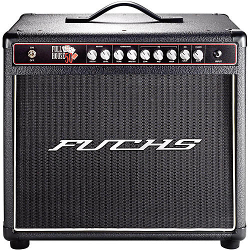 Fuchs Full House 50W Tube Guitar Combo Mini-Amp thumbnail