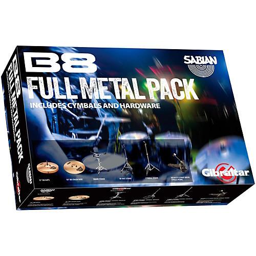 Sabian Full Metal Cymbal and Hardware Pack thumbnail