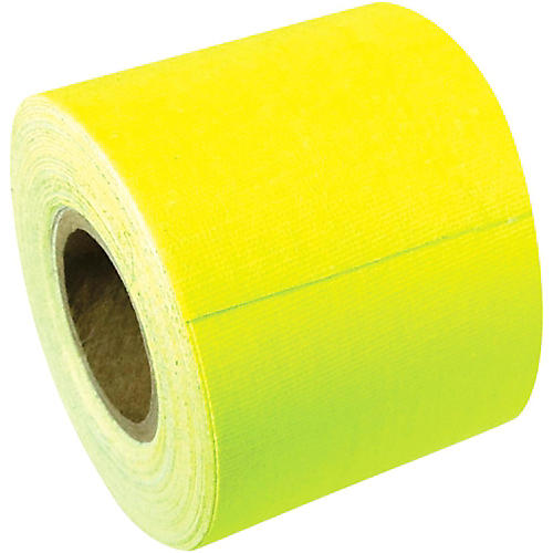 American Recorder Technologies Full Roll Gaffers Tape 2 In x 50 Yards Flourescent Colors thumbnail