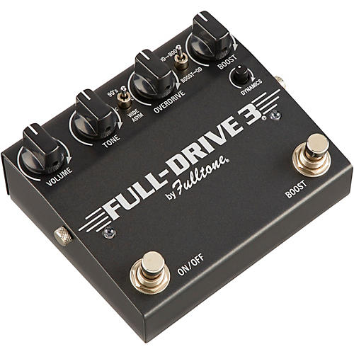 Fulltone FullDrive 3 Overdrive Guitar Effects Pedal thumbnail
