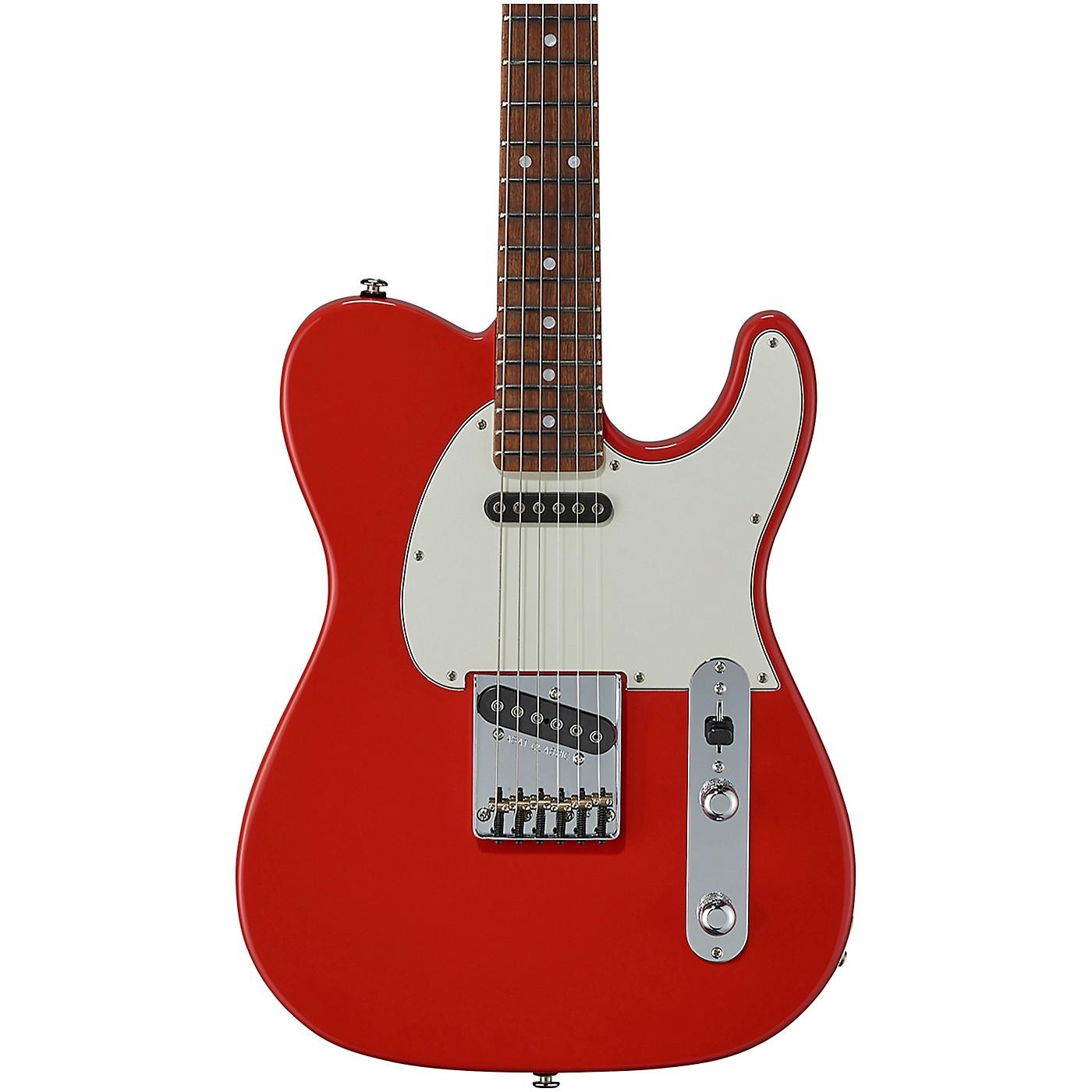 G&L Fullerton Deluxe ASAT Classic Caribbean Rosewood Fingerboard Electric Guitar thumbnail