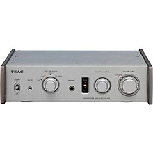 TEAC Fully Analog Dual Monaural Headphone Amplifier. Silver Color