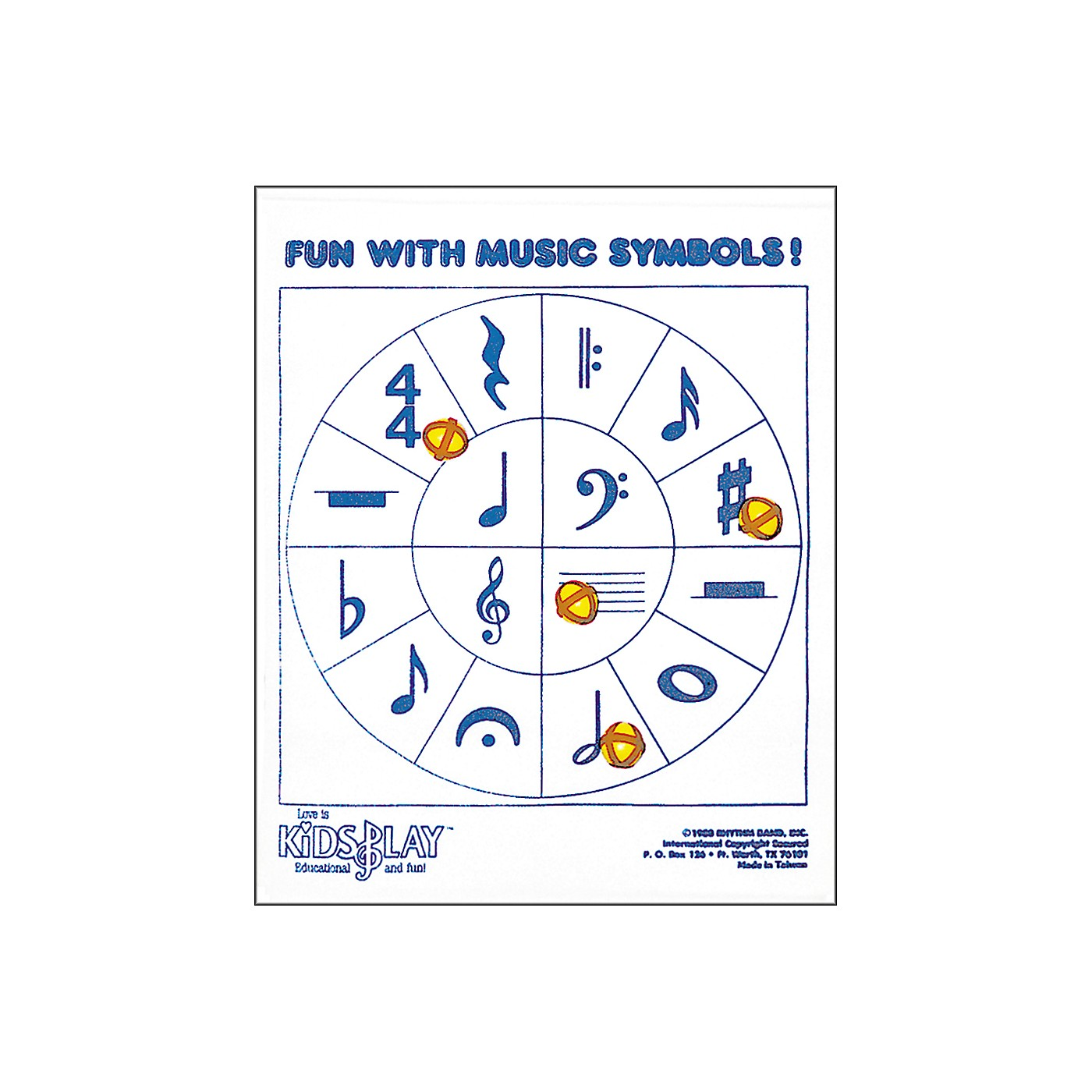 Rhythm Band Fun With Music Symbols! thumbnail