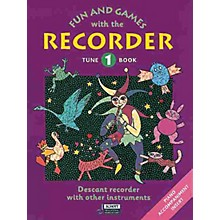 Schott Fun and Games with the Recorder (Descant Tune Book 1) Schott Series by Gerhard Engel