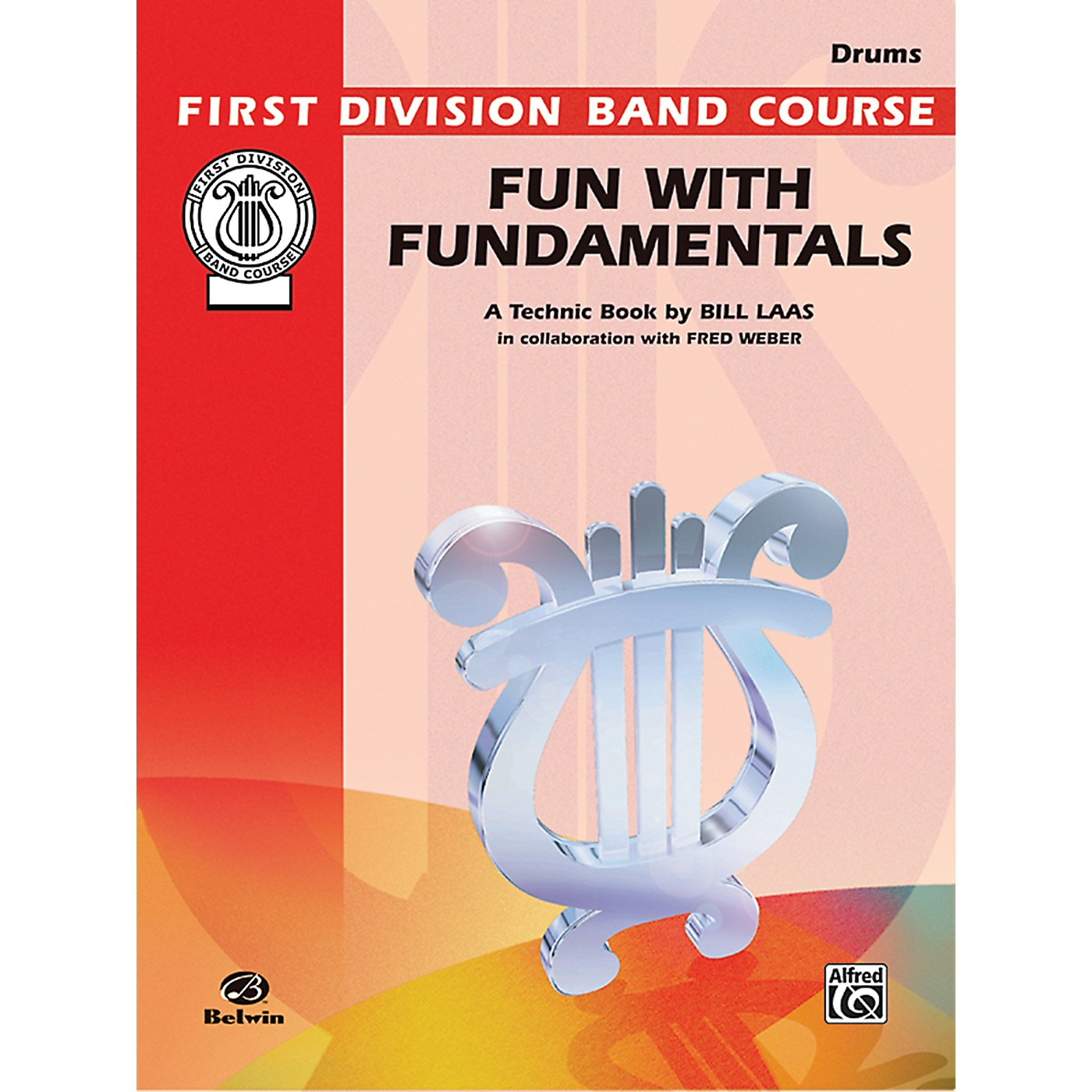 Alfred Fun with Fundamentals Drums Book thumbnail