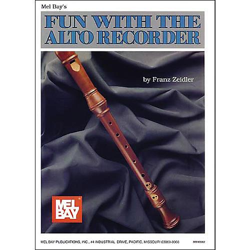 Mel Bay Fun with The Alto Recorder thumbnail