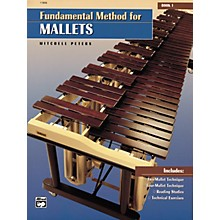 Alfred Fundamental Method for Mallets Book 1
