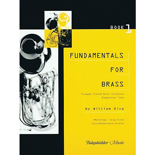 Carl Fischer Fundamentals for Brass, Book 1 Book thumbnail