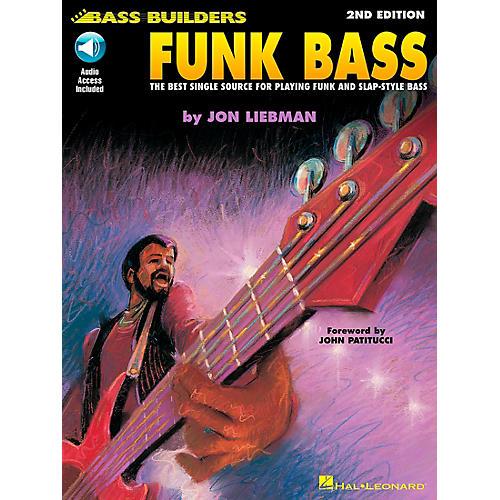 Hal Leonard Funk Bass Book/CD thumbnail