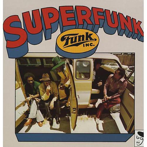 Alliance Funk, Inc. - Superfunk thumbnail
