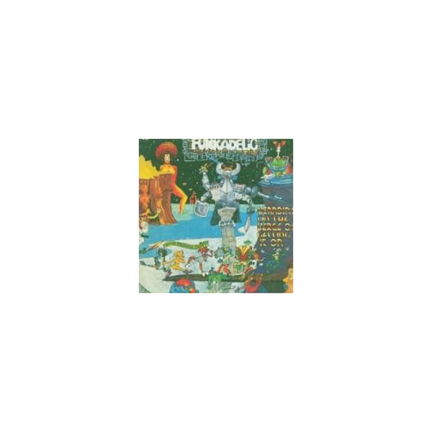Alliance Funkadelic - Standing on Verge of Getting It on thumbnail