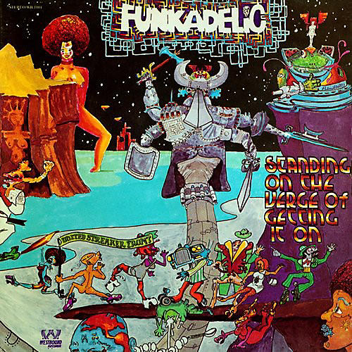 Alliance Funkadelic - Standing on the Verge of Getting It on thumbnail