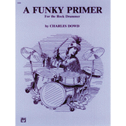 Alfred Funky Primer for Rock Drum thumbnail