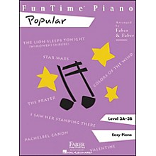 Faber Piano Adventures Funtime Popular Level 3A - 3B Easy Piano