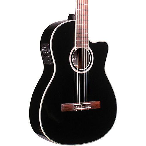Cordoba Fusion 12 Jet Acoustic-Electric Nylon String Classical Guitar thumbnail