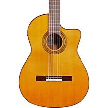 Cordoba Fusion 12 Natural Cedar Classical Electric Guitar