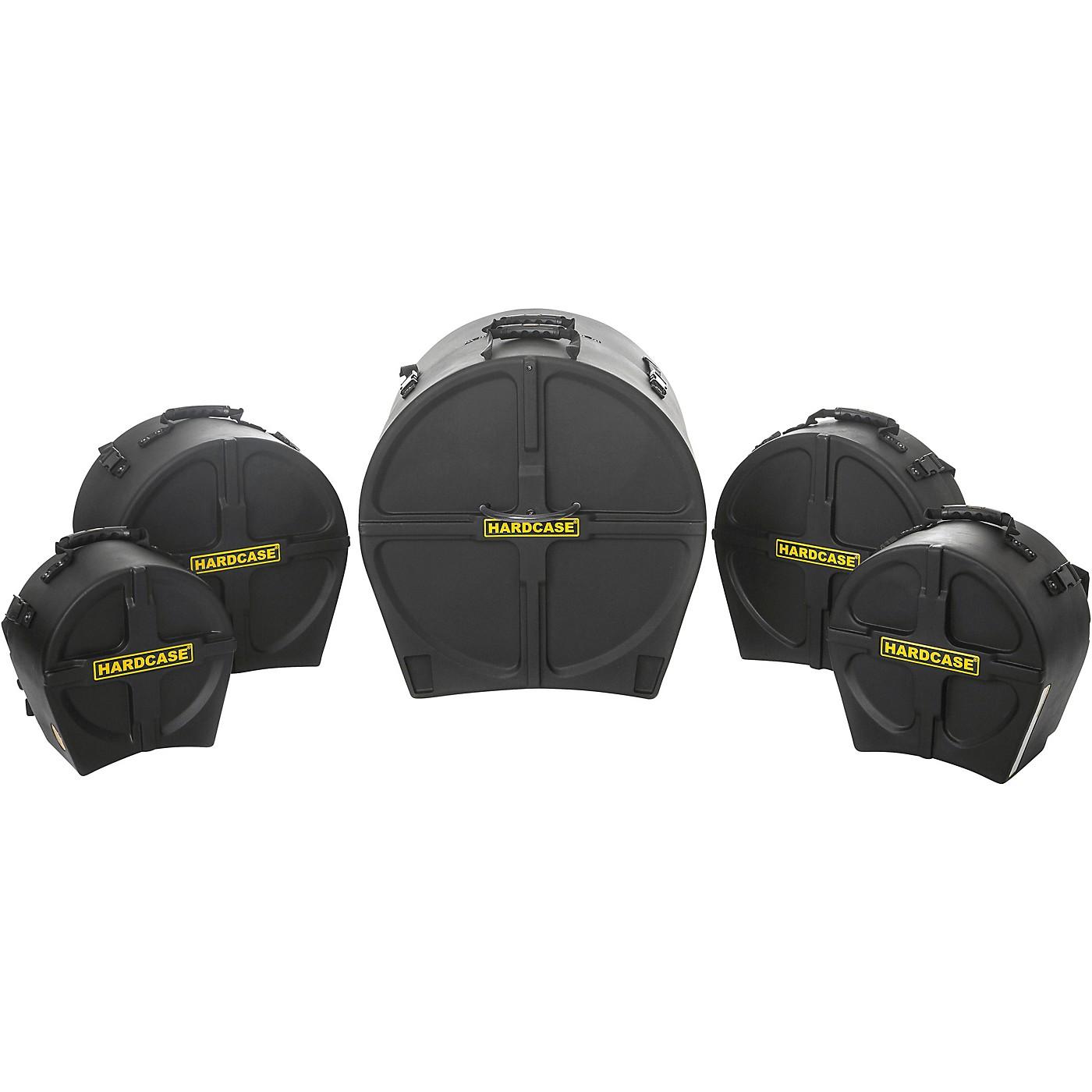 HARDCASE Fusion 5-Piece Drum Case Set thumbnail