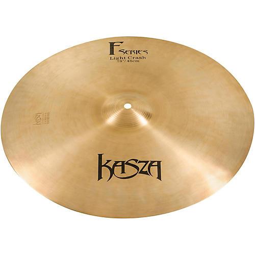 Kasza Cymbals Fusion Crash Cymbal thumbnail