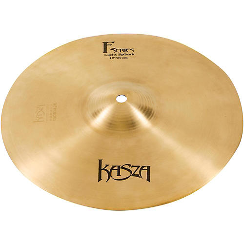 Kasza Cymbals Fusion Splash Cymbal thumbnail