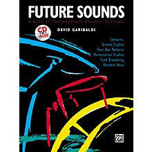 Alfred Future Sounds Drum Set Book & CD