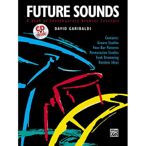 Alfred Future Sounds Drum Set Book & CD thumbnail