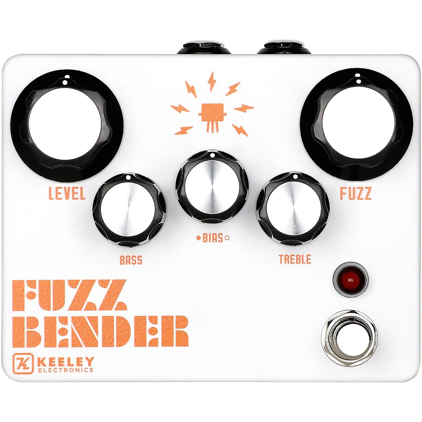 Keeley Fuzz Bender Effects Pedal thumbnail