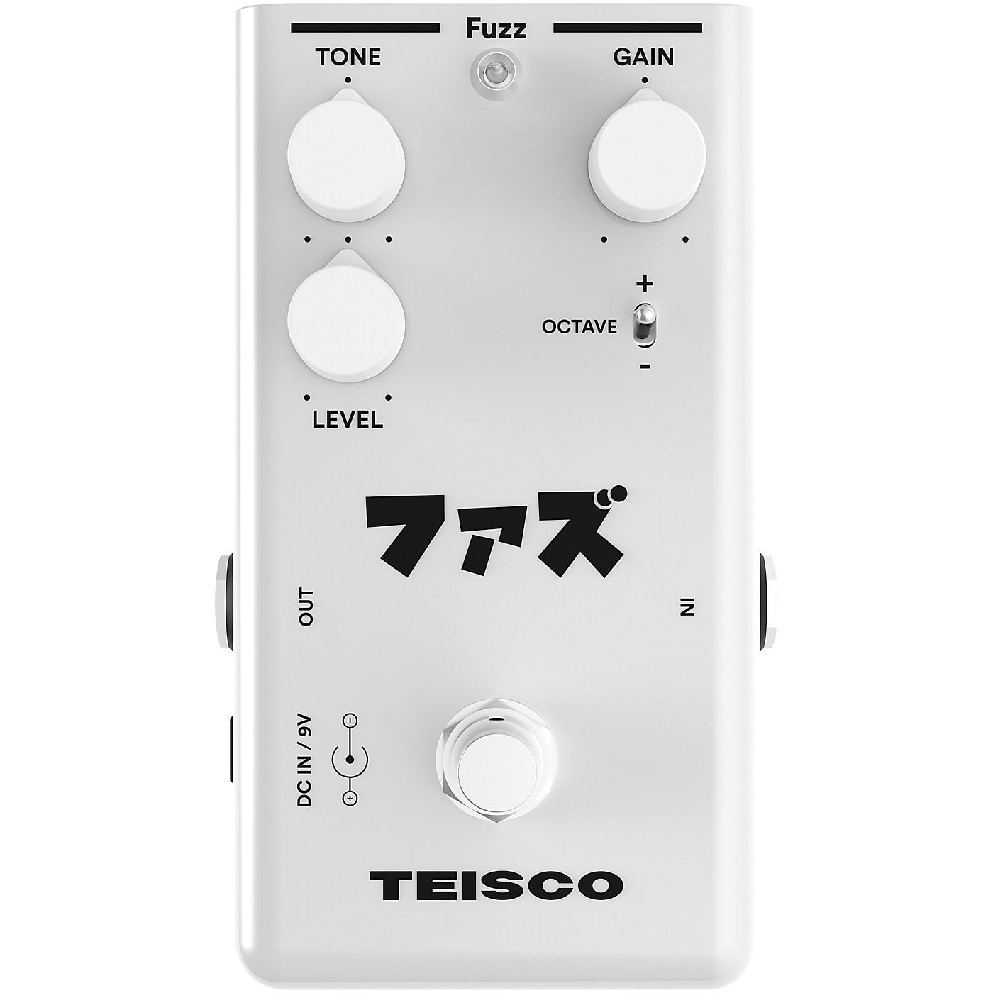 Teisco Fuzz Effects Pedal thumbnail