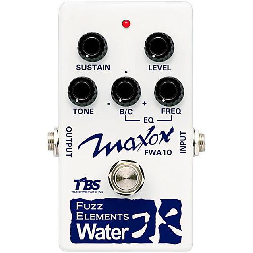 Maxon Fuzz Elements Water Guitar Fuzz Pedal thumbnail