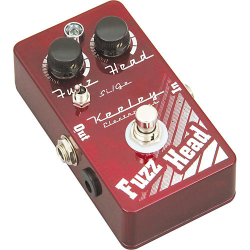 Keeley Fuzz Head Guitar Effects Pedal-thumbnail