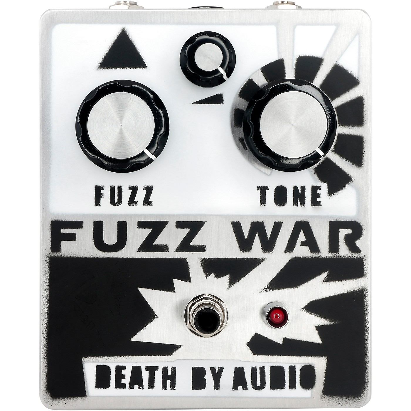 Death By Audio Fuzz War Effects Pedal thumbnail