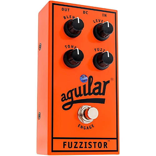 Aguilar Fuzzistor Bass Fuzz Pedal thumbnail