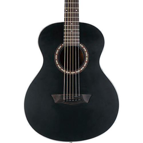 Washburn G-Mini 5 BK Travel Acoustic Guitar thumbnail