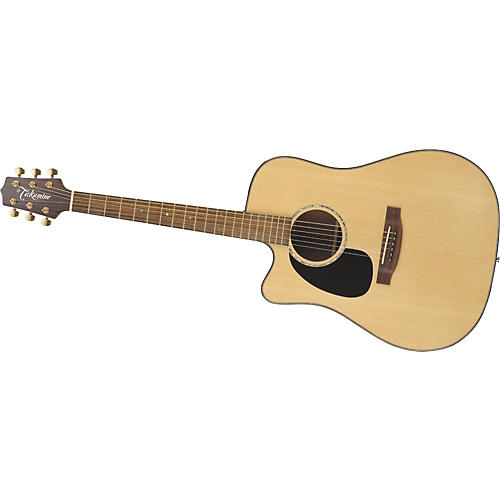Takamine G Series 340CLH Left-Handed Acoustic-Electric Guitar thumbnail